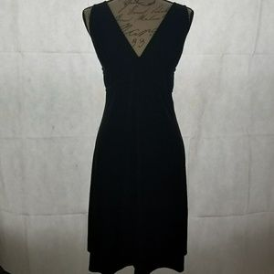 A B S by Allen Shwartz Black Dress